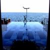 Gomberg Infinity Edge Pool