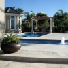 Indian Harbour Beach Residence- Pool Space