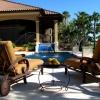 Dean Residence Poolside ©Aqui
