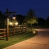 Donovan Residence - Drive Entrance ©Agostini