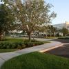 Palm Bay Community Hospital View from public sidewalk